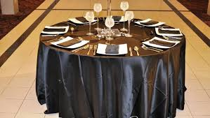 cheap wedding linens best items black tablecloth for wedding reception joanne russo