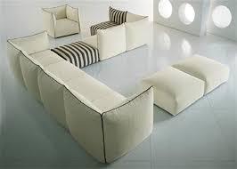 Modern Slipcovered Sofa by Make A Sofa Slipcover Modern Comfy Sectional Sofa S3net
