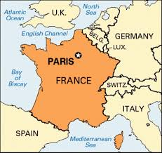 Map Of France Cities by Jab We Ghoooom Most Romantic City And Our First Destination