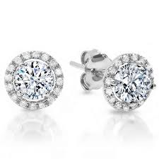 stud diamond earrings diamond stud earrings buying tips jewelinfo4u gemstones and
