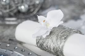 rond de serviette mariage rond de serviette en abaca inspirations mariage laety eric