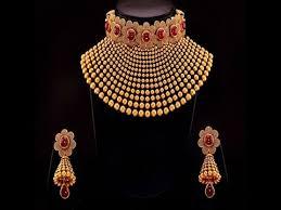 necklace choker design images Designer gold choker necklaces jpg