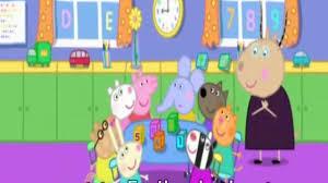 Peppa Pig Cuckoo Clock Peppa Pig Emily Elephant With Subtitles Video Dailymotion