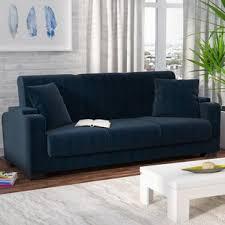 Next Leather Sofa Bed Sofa Beds Sleeper Sofas You Ll Wayfair