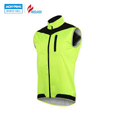 yellow waterproof cycling jacket online buy wholesale cycling reflective vest from china cycling