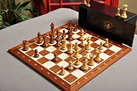 Chess Set Amazon Amazon Com The Library Grandmaster Chess Set Box And Board