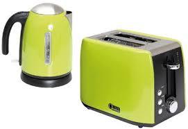 Black Kettle Toaster Set Best Kettle U0026 Toaster Sets Uk In Red Green Purple Blue