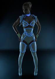 Tron Halloween Costume Costume Tomo Design