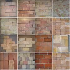 Portstone Brick Flooring by Brick Floor Tiles
