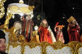 fotos reyes magos cabalgata madrid zona retiro cabalgatas de reyes este martes 3 y miércoles 4 de enero