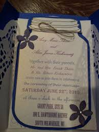 jar wedding invitations templates rustic jar wedding invitation templates plus