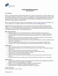 resume format template for job description sle sales resumes new resume sales representative job