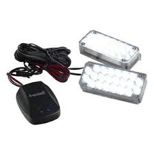led test light autozone alpena twin strobe light 77233 read reviews on alpena 77233
