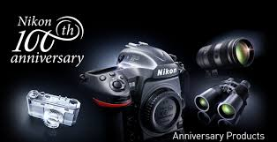 nikon announced several commemorative models and goods celebrating