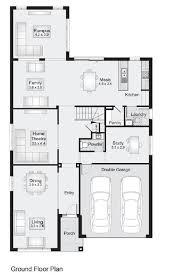 Clarendon Homes Floor Plans Wentworth 35 Clarendon Homes House Seek