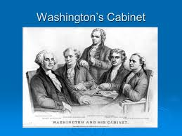 George Washingtons Cabinet The Federalist Era George Washington U0027s Presidency Ppt Download