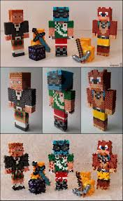 154 best minecraft beads images on pinterest dragons families