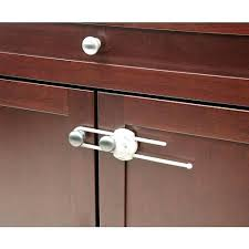 Kitchen Cabinet Door Locks Magnetic Cabinet Door Lock Lifeunscriptedphoto Co