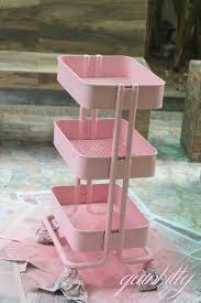 Ikea Trolley by Best 10 Bathroom Trolleys Ideas On Pinterest Diy Bathroom