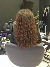 long hair tight curly spiral perm perms hair style and curly