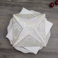 Marrige Invitation Cards Aliexpress Com Buy 100 Piece Laser Cut Wedding Invitation Cards