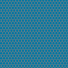 blue honeycomb pattern wallpaper wallpaper wide hd