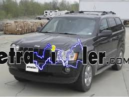 trailer wiring harness installation 2005 jeep grand cherokee
