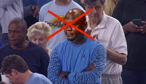 Cry Meme - it s time to retire the overused crying jordan meme for the win
