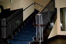 custom handrails safety railings pipe rails guardrails tc stein