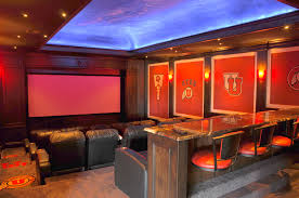 golf simulator home theater theaters nerve ci