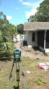 french drains drainage systems drainage contractor tarpon