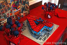 spiderman number cake cakecentral com