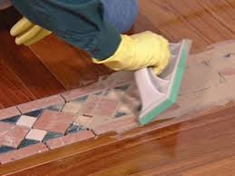 Ceramic Tile To Laminate Floor Transition How To Install A Mixed Media Floor How Tos Diy