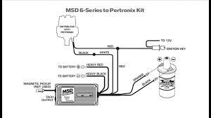 msd 6al wiring question pelican parts technical bbs