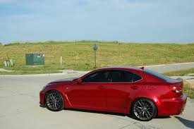 lexus is f usa 2010 lexus is f matador red mica 6speedonline porsche forum