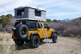jeep camping gear tents