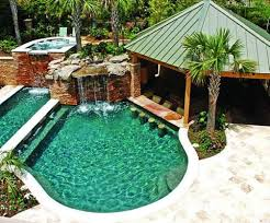 Coolhouse Swimming Pool Designs With Waterfalls Awesome Home Furniture Cool