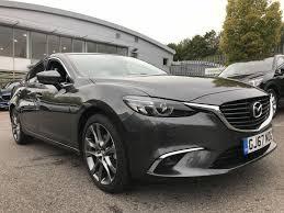 mazda saloon cars 2017 mazda 6 2 2d 175 sport nav automatic diesel saloon in