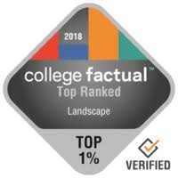 the best colleges for landscape architecture in the united states