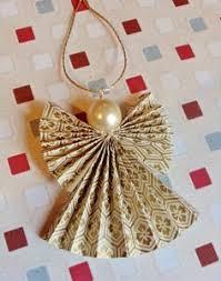 Christmas Decorations Paper Angels by Impara E Crea Con La Carta Fantastiche Bamboline Ballerine