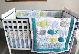 Crib Bedding Calgary Quilt Shops Calgary New 7pcs Baby Bedding Set Whale Baby Boy Crib
