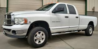 2005 dodge ram 3500 cummins diesel salvage sale a bed over my head