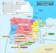 Map Of Portugal And Spain by The Three Monotheistic Traditions In Medieval Spain And Sicily