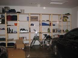 garage free garage storage cabinet plans garage shelf design