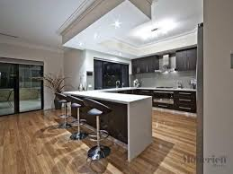 U Shaped Kitchen Design by 16 Open Concept Kitchen Designs In Modern Style That Will Beautify