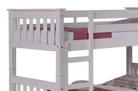 Barcelona Bunk Bed Verona Barcelona Shorty Bunk Bed Beds On Legs