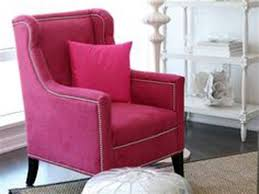 Pink Accent Chair Pink Furniture And Pink Decor Luxedecor