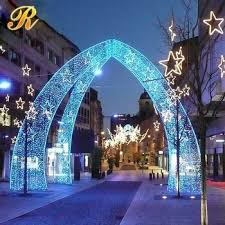 wedding arches with lights led arch light royal blue wedding centerpieces buy royal blue