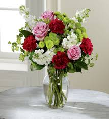Flower Shops In Downers Grove Il - heritage house florist the ftd blooming embrace bouquet downers