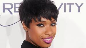 how to mold and style short hair 2015 here s how to get jennifer hudson s pixie crop without cutting your